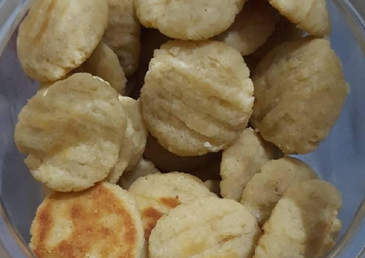 Resep Butter Cookies Energen Anti Gagal Tanpa Oven, Sempurna