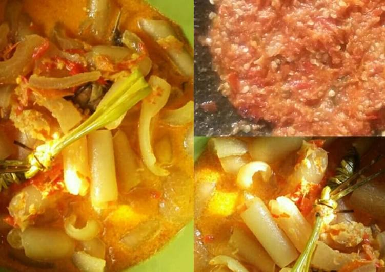 Gulai kikil sapi padang - cookandrecipe.com