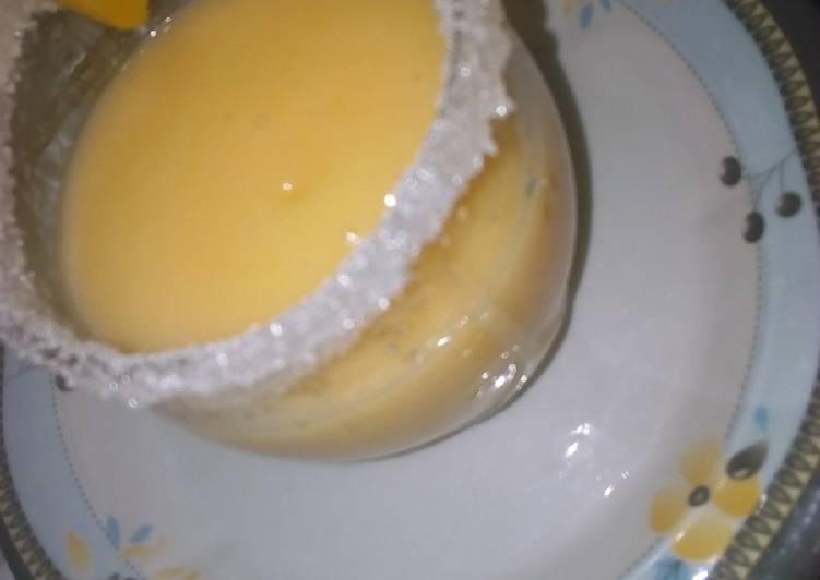 Easiest Way to Make Favorite Pawpaw or papaya smoothie