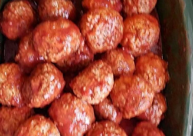 Recipe: Perfect Cocktail Meatballs