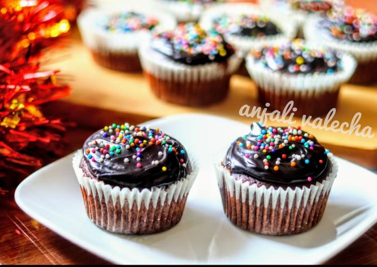 Easiest Way to Make Tasty Chocolate cupcakes