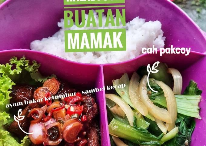 Cah Pakcoy - menu diet simple no minyak