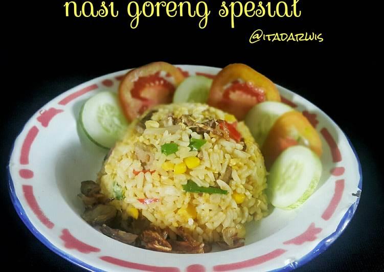 Nasi Goreng Spesial