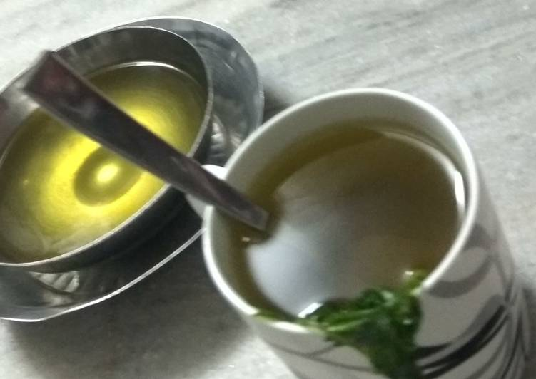 Recipe of Award-winning Vegetable stock