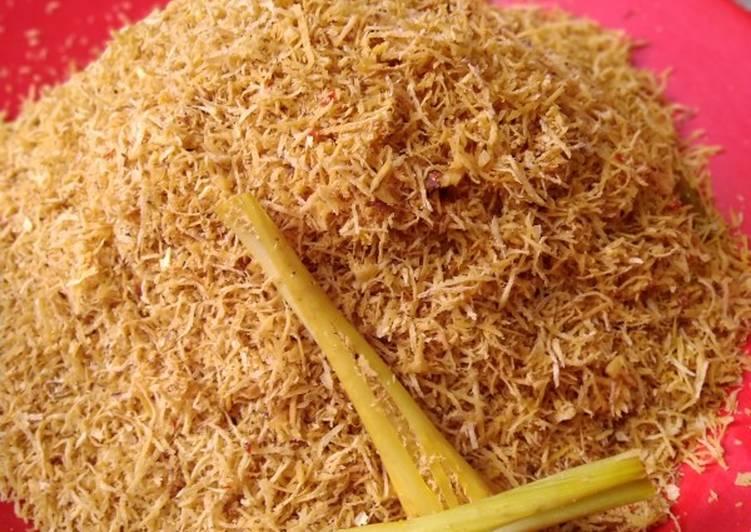 Serondeng Kelapa - cookandrecipe.com