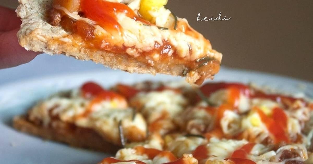 12 Resep Pizza Oat Meal Teflon Enak Dan Sederhana Ala Rumahan Cookpad