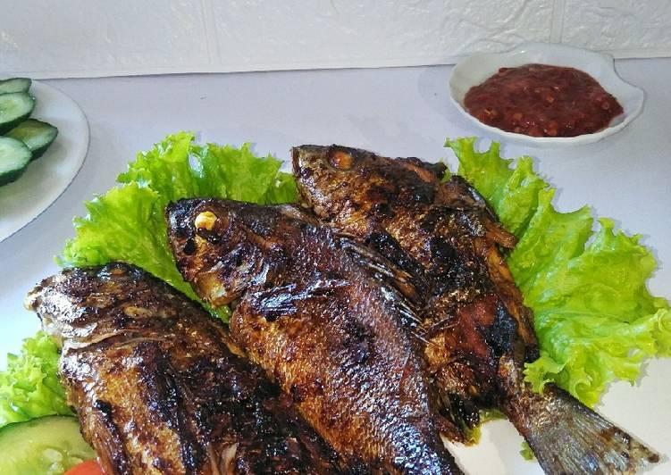 Resep Ikan Bakar Kecap yang Enak