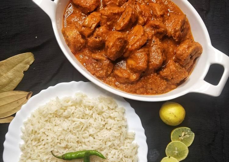 Recipe of Homemade Soya chaap gravy