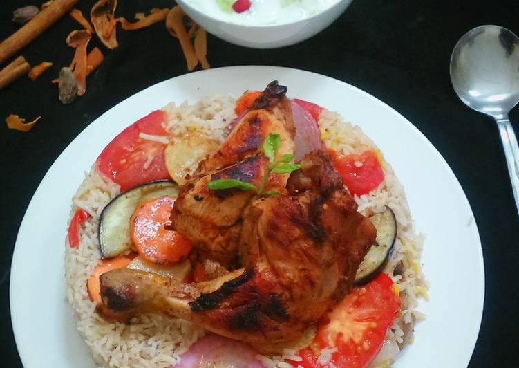 Recipe: Yummy Arabic Maqlooba