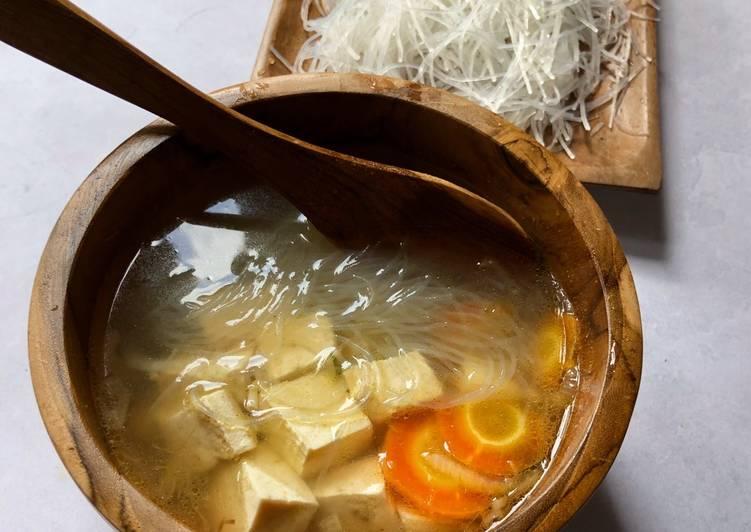 Sup Tahu Sohun