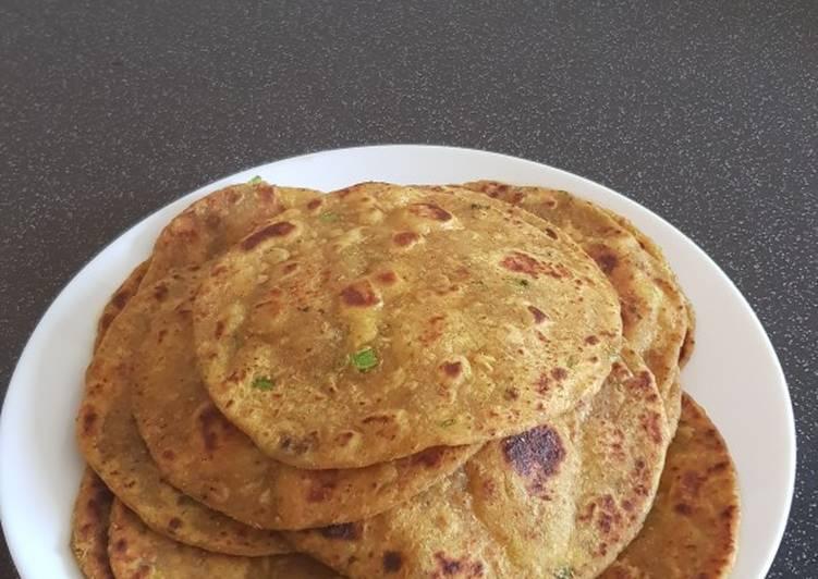 Simple Way to Prepare Ultimate Avocado parathas..