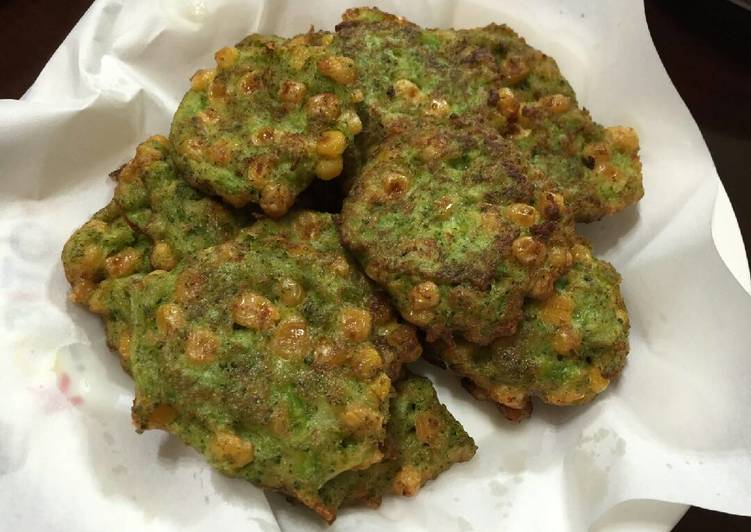 Resep Bakwan Brokoli Jagung oleh 💝Angelic💝 - Cookpad