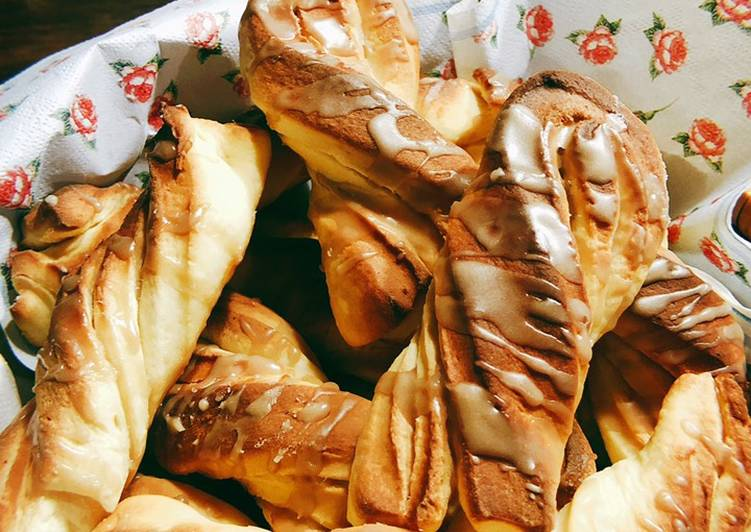Brioches holandeses
