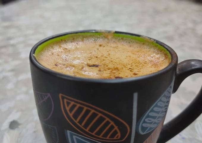 How to Cook Appetizing Cappuccino Coffee