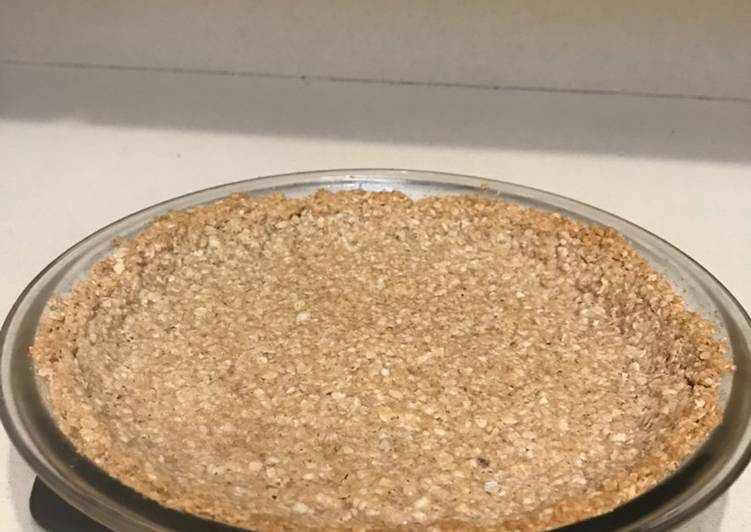 How to Prepare Delicious Oatmeal Pie Crust for No Bake Pies