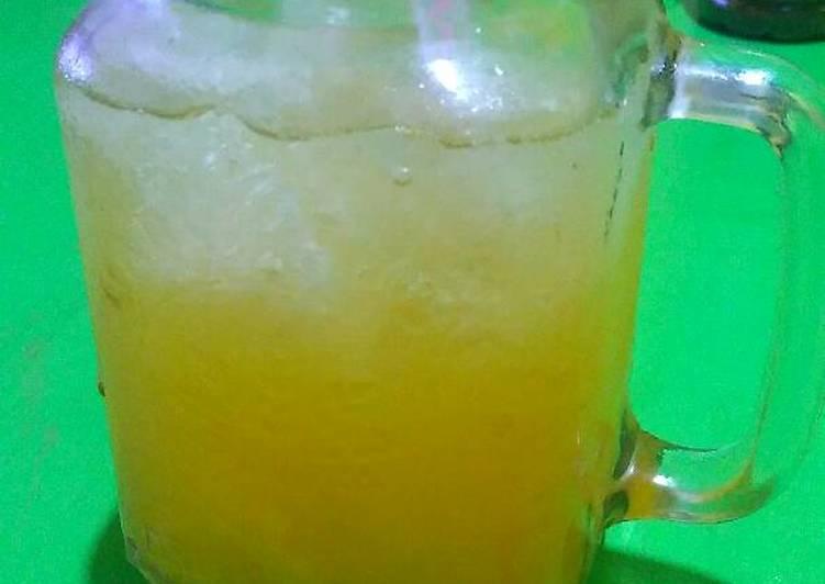 17. Es jeruk peras #BikinRamadhanBerkesan