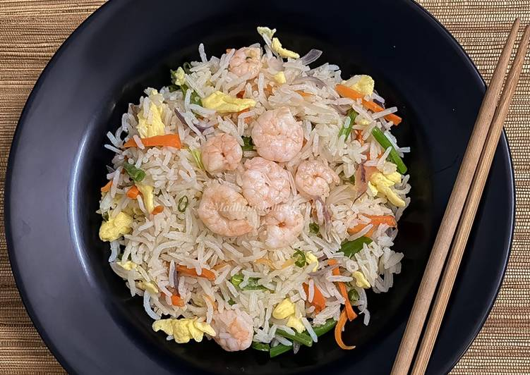 Step-by-Step Guide to Prepare Perfect Shrimp Fried Rice
