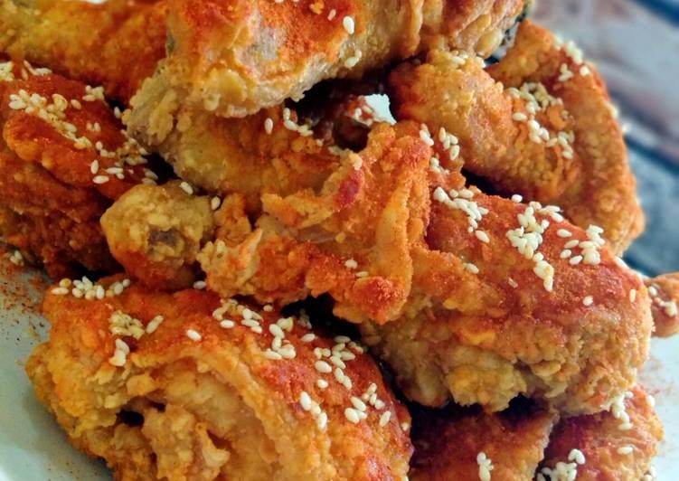 Ayam Goreng Spicy - velavinkabakery.com