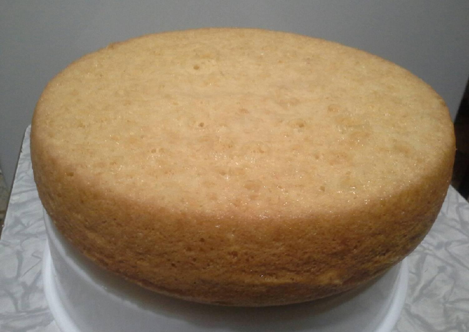простой бисквит в мультиварке рецепты с фото выглядит