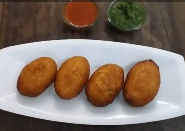 Easiest Way to Prepare Super Quick Homemade Corn and paneer bread rolls