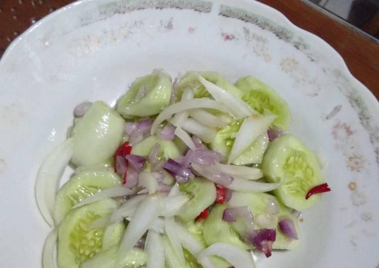 Resep Anyang Timun Padang Oleh Elva Muchtar Cookpad