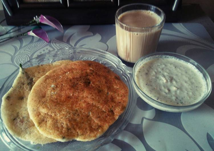 Onion Adai Dosa Choosing Fast Food That's Good For You