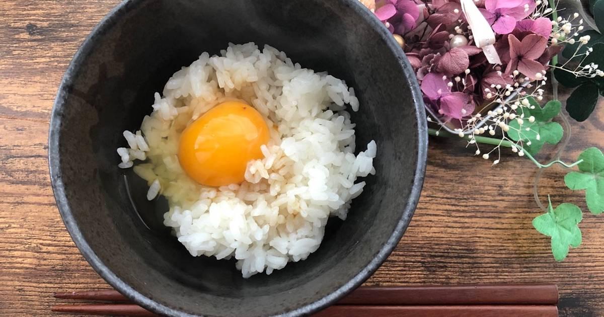 Japanese Egg Rice Recipe By Aunty Eiko S International Cuisine Experience Cookpad