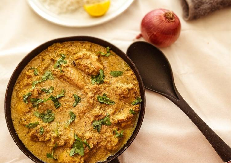 How to Prepare Yummy Chicken korma