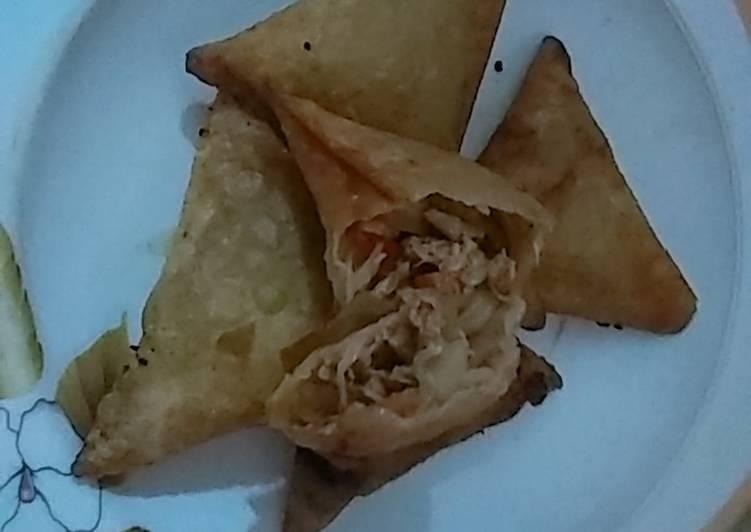 Chicken Chinese samose
