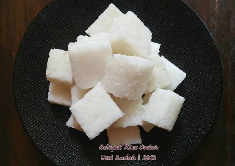 Ketupat / Lontong Rice Cooker 1:3