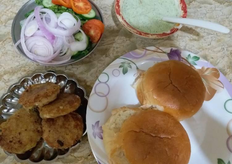 Simple Way to Prepare Award-winning Aloo kay bun kebabs