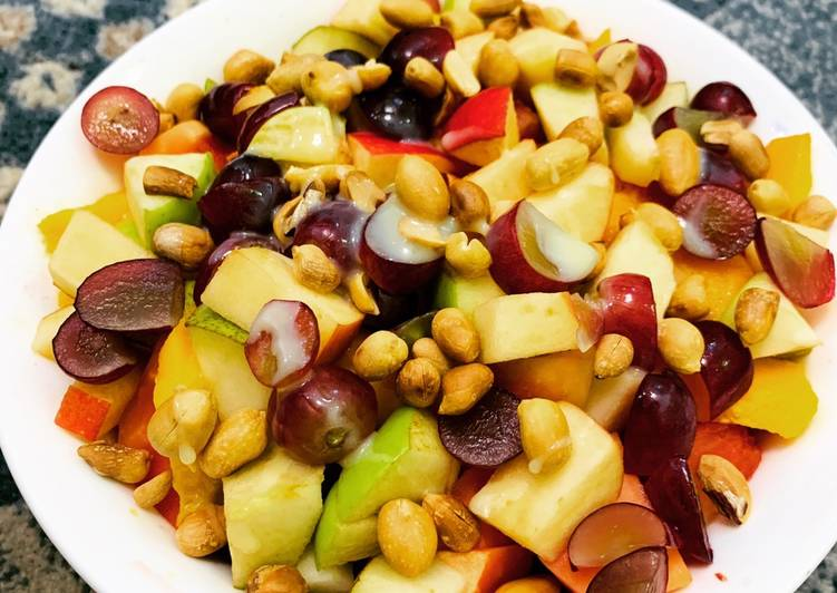 Recipe of Any-night-of-the-week Fruit salad