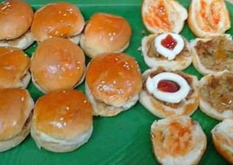 Easiest Way to Make Appetizing Mini Burger