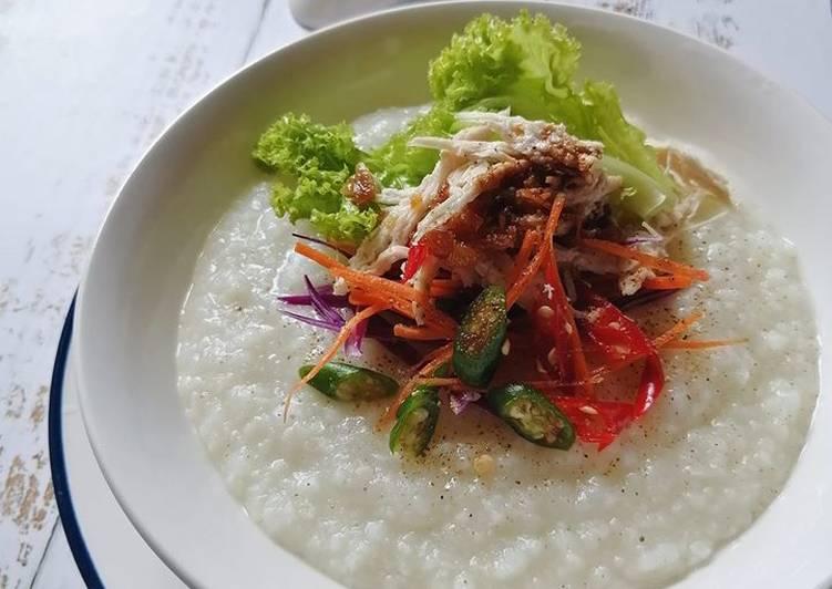 Bubur Kerak Nasi Campur Ayam - velavinkabakery.com