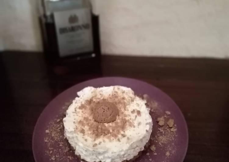 Cheese cake all'amaretto