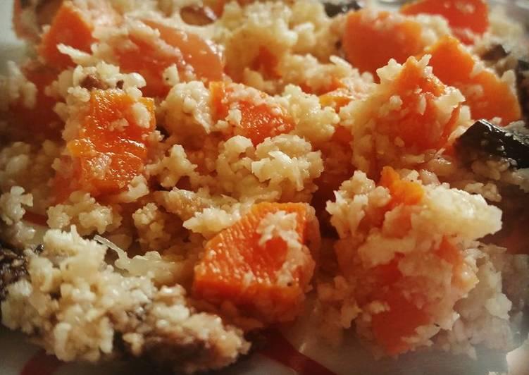 recette Taboulé de choux-fleur délicieux
