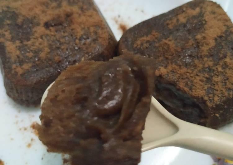 Lava Cake Milo
