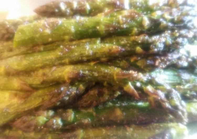 Rosemary Asparagus