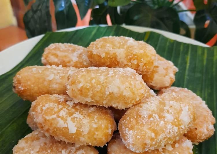 Kue gemblong / getas