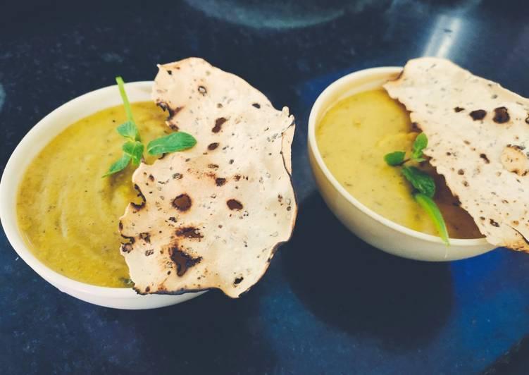 Khichdi ka soup