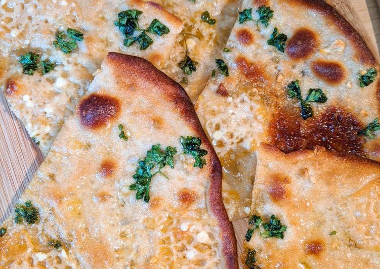 Garlic Parmesan Pizza Bread
