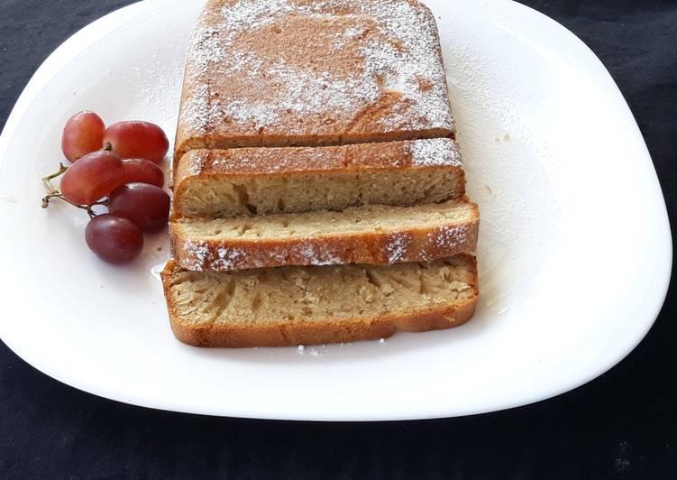 Simple Way to Make Perfect Cinnamon and nutmeg cake