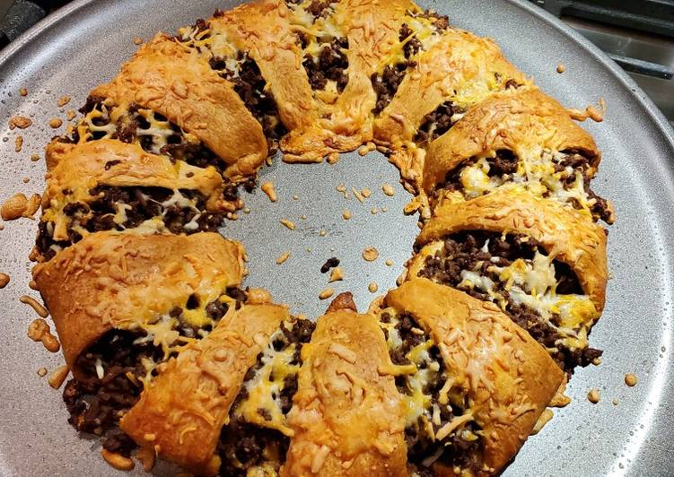 Discover How to Improve Your Mood with Food Taco Ring
