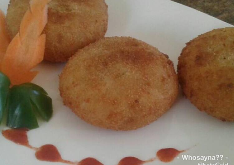 Whosayna's Kheema Patties
