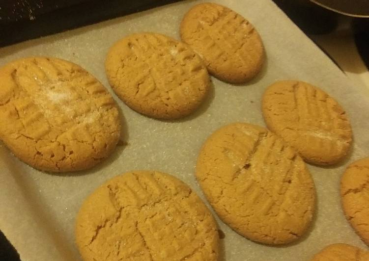 Quick and Easy Recipe: Appetizing Easy Peanut Butter Cookies