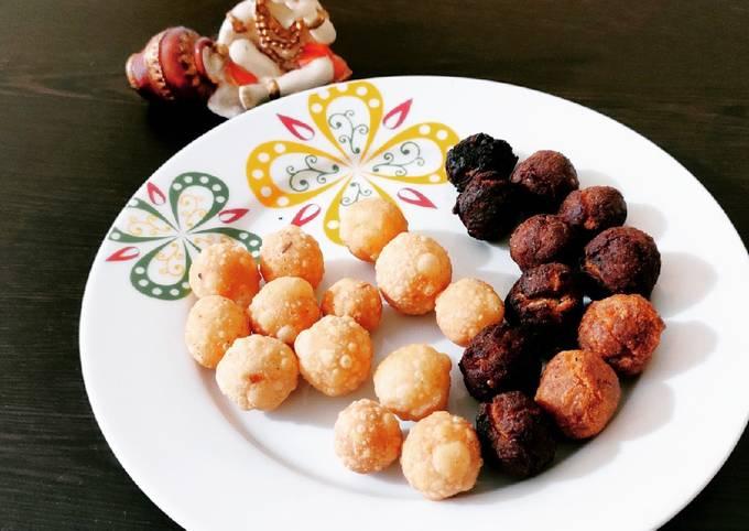 Seedai: salty and sweet (uppu and vellai)
