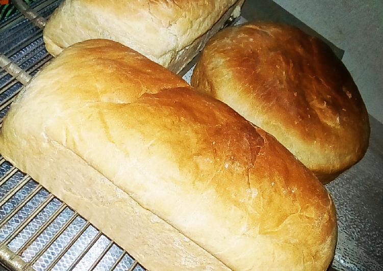 Recipe of Super Quick Homemade Home made bread