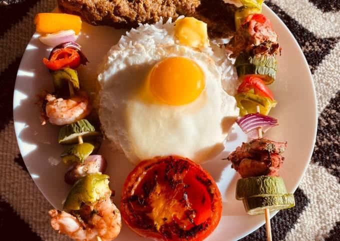 Chelo-kabab