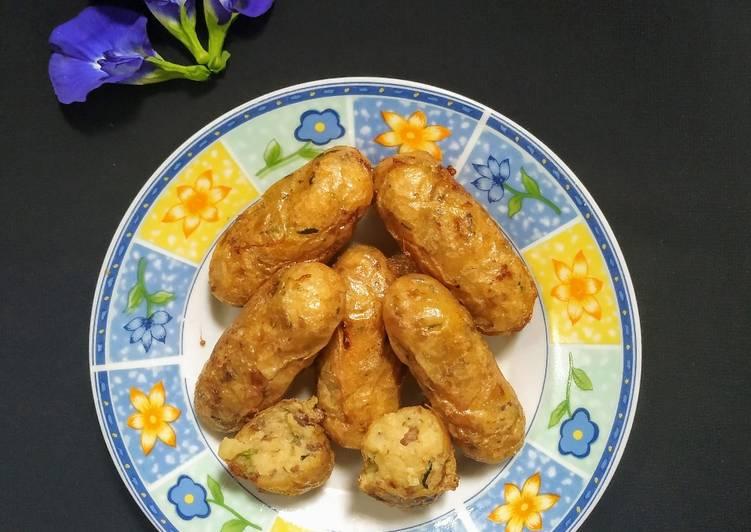 Resep Perkedel kentang Yang Populer Endes