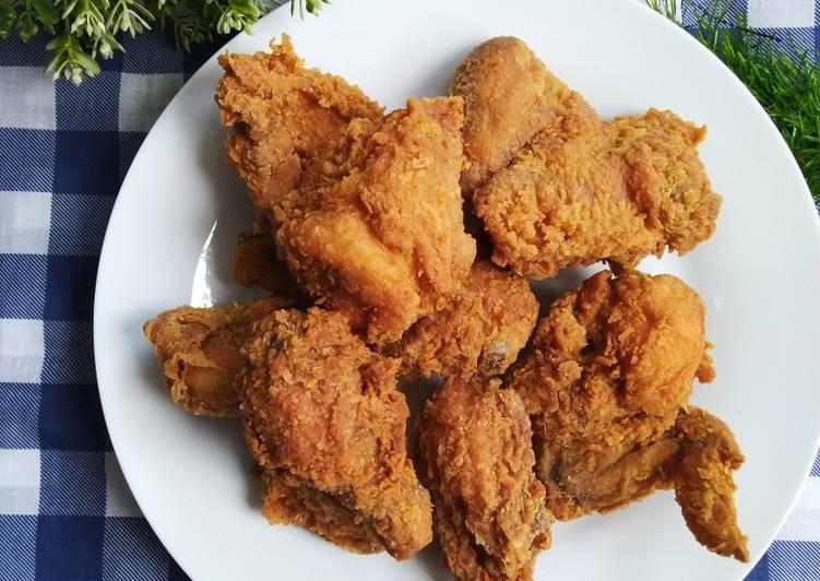 Ayam Kriuk Ala Kfc